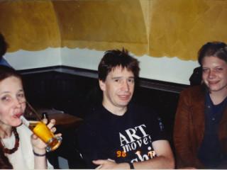Cis Bierinckx, Co-Kurator Sommerszene 1996