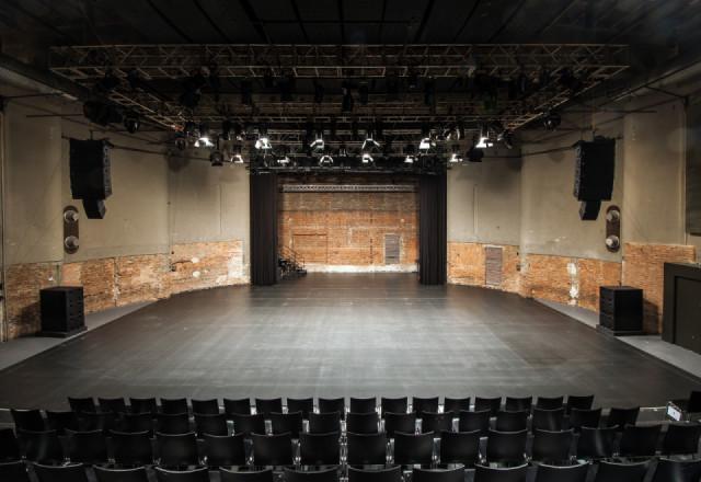 SZENE Salzburg Theatre, 377 seats