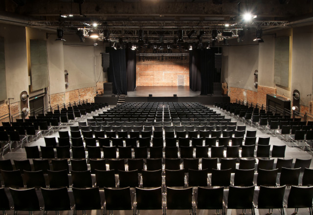 SZENE Salzburg Theatre, 610 seats
