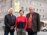 50 Jahre: Pressegespräch M. Stolhofer, A. Glechner, A. Winter