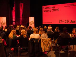 Präsentation Sommerszene 2019